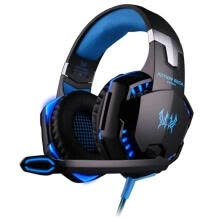 -Kotion EACH G2000 LED Lighting Computer Stereo Gaming Headphones Headset Game Earphone With Mic on JD