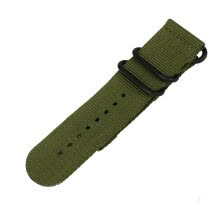 -Gobestart Replacement Luxury Nylon Band Strap For Garmin Fenix 5X GPS Watch on JD