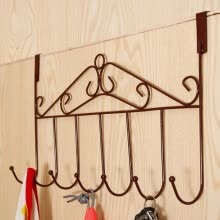 -〖Follure〗Punch-Free Coat Wall Hanging Bathroom Hook Hanger Hook Free Punching Rack on JD