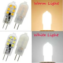 -2019 HOT G4 LED Light Bulb Warm Lamp 2W (20W Equivalent) AC/DC 12V Bi Pin Base Lamps on JD