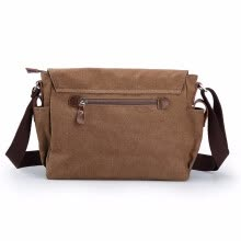 -Tailored Men Vintage Canvas Messenger Shoulder Bag Crossbody Sling School Bags Satchel CO on JD