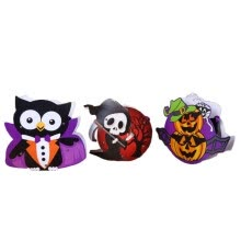 -Children Halloween Ghost Pumpkin Gift Box Kids Paper Candy Handbags Party Decorations Pumpkin Bag Random Color on JD