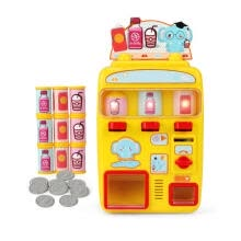 -Children Toy Vending Machine Simulation Shopping House Set Groceries Toys on JD