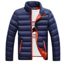 -Men´s Winter Warm Padded Down Jacket Ski Jacket Snow Coat Climbing on JD