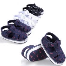 -0-18M Baby Infant Kid Boy Girl Soft Sole Crib Toddler Summer Sandals Shoes on JD
