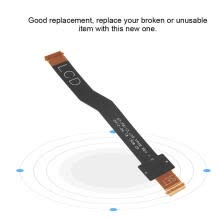 -Greensen LCD Connector Test Flex Cable Fit for Samsung Galaxy Tab P8110, Flex Cable for P8110,Flex Cable on JD