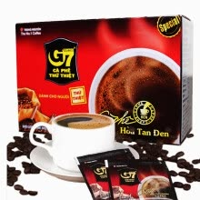 -C-TS035 Slimming Coffee for Weight Loss Vietnam Instant G7 Coffee 100% Imported with Original Packaging Hot Sale Black Coffee on JD