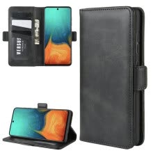 -Wallet Case for Samsung Galaxy A71 SM-A715F for Samsung Galaxy A51 SM-A515F A90 5G Double Flip Leather Cover Phone Case Fundas> on JD