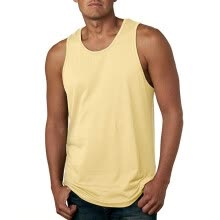 -(Toponeto) Men's Summer Solid Sleeveless Casual Sports T-shirt Tank Top Vest Blouse on JD