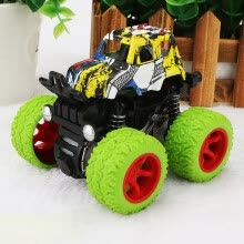 -Inertia Four-Wheel Drive Off-Road Vehicle Simulation Model Toy Baby Car Model on JD