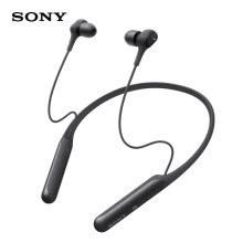 -Sony (SONY) WI-C600N wireless noise reduction stereo headphones gray on JD