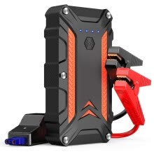 car-jump-starters-1000A Peak Portable Car Jump Starter (up to 7.0L Gas or 5.0L Diesel Engine) 12V Auto Battery Booster with 18W Power Delivery on JD