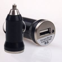 -Car Auto Charger Usb Adapter For Ipod Iphone Cell Phone on JD