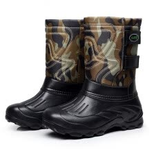875062322-New Autumn Winter Warm men shoes fashion snow boots military fishing skiing waterproof casual mid-calf shoes on JD