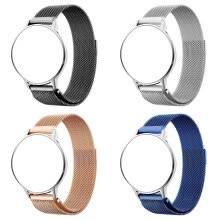 -ECSEM Milanese Loop Bands For Xiaomi Huami amazfit/ Samsung Gear S3 Classic/ Asus ZenWatch Straps with Unique Magnet Lock 22mm on JD