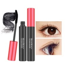 -Moe Dai children Moon Story abundance eye shadow thick mascara 5g NM01 black (slender thick blooming not blooming) on JD