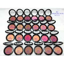 blushers-Hot MAC's' Makeup Powder Blush 24 Color Transparent Rouge 6g Powder Blush Blusher Makeup palette Lovecloud / on JD