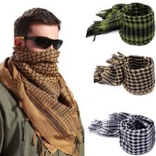men-scarves-Lightweight Military Arab Tactical Desert Army Shemagh KeffIyeh Scarf Stunning on JD