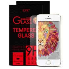 -ESK protective tempered glass for iPhone 5/5s/SE on JD