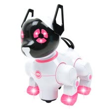 electric-toys-Electric Pets Singing Dancing Robot Dogs With Music For Kids Children Gift on JD