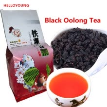 -High Quality Chinese Oil Cut Black Oolong Tea Fresh Natural Slimming Tea High Cost-effective Weight Loss Tea 50g on JD