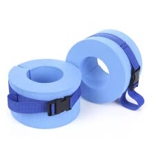 8750505-Paired Exercise Swimming Weights Aquatic Cuffs on JD