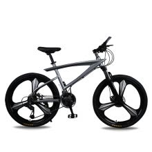 8750504-BYUEBIKE 24 speed transmission aluminum alloy mountain bike three knife six knife wheel on JD