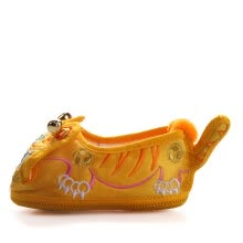 kids-baby-shoes-Neiliansheng Tiger head shoes Though the traditional classic Chinese shoes series shoes 5377C on JD