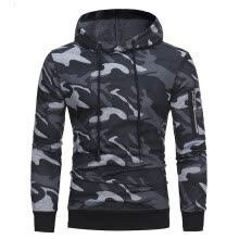 -New Men Hoodies Sweatshirt Brand Autumn Military Camouflage Hooded Sportswear Casual Jacket Male Pullover Coat M-3XL on JD