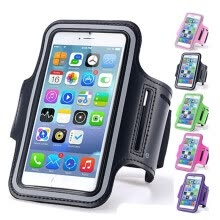 875061562-5.5inch Arm Band Belt Phone Cases for iPhone 7p 8plus case Sport Armband Cover Running Gym Case Waterproof Case for iphone 6p on JD