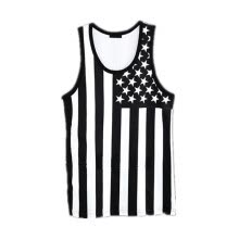vests-Mens Hiphop Fashion American Flag Printed Vest Mens Undershirt For Men Bodybuilding Gym Sleeveless Tank Top on JD