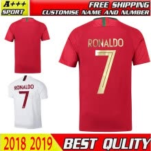 8750510-Portugal soccer jerseys World Cup Jersey 2018 CR7 CRISTIANO RONALDO 7 QUARESMA NANI Football kit Shirt camisa de futebol maillot d on JD