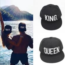 -Men and Women Fashion Baseball Cap Hip Hop Letter Print Caps Couple Snapback Hats on JD