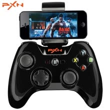 gaming-accessories-PXN - 6603 MFI Certified Speedy Wireless Bluetooth Game Controller Портативный джойстик Виброзвонок Геймпад для iPhone / iPad / on JD