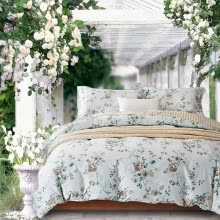 -Byford cotton bed set/bed kit (duvet cover/fitted sheet/pillow case) on JD