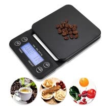 8750201-Digital Kitchen Food Coffee Weighing Scale + Timer on JD