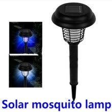 insect-repellent-lamps-Mosquito Killer LED night light Solar Power Outdoor Yard Garden Lawn Light Mosquito Insect Pest Bug Zapper Trapping led Lamp on JD