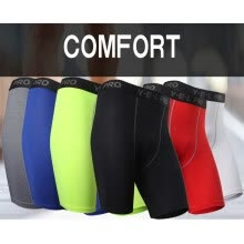 -Hot продажи Quick  Dry Sport  Leggings  Crossfit  Men's Shorts on JD