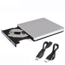 optical-drives-External USB 3.0 High Speed ​​DL DVD RW Burner CD Writer Slim Portable Optical Drive for Asus Samsung Acer Dell Universal HP SONY on JD