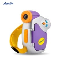 875072536-Romacci Amkov DV-C7 1080P Children Kid Digital Video Camera 1.44' Colorful Display Multiple Languages Christmas Gift on JD