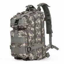 33a98ea706a6 3P Военный 30L Рюкзак Спортивная сумка для кемпинга Путешествие Пеший  туризм Треккинг Оксфорд Ткань прочный кемпинг подвесной рюкзак Tactica