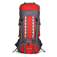 -80L Large Capacity Outdoor Backpack Waterproof Travel Hiking Camping Luggage Bag Internal Frame Bag on JD