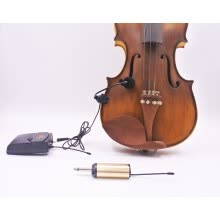 875072520-acoustic violin fiddle UHF bodypack transmitter mini receiver portable wireless microphone pickup system on JD