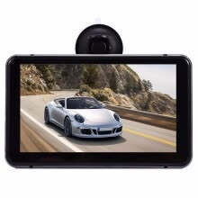 -7 inch Vehicle Android DVR TFT Touch Screen WiFi HD 1080P Automobile Data Recorder with GPS Navigation on JD