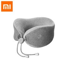 health-monitoring-devices-Xiaomi Mijia LF LERAVAN Multi-function U-shaped Massage Neck Massage Pillow Neck Relax Muscle Therapy Massager Sleep Pillow on JD