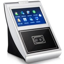 network-attendance-machine-(COMIX) OP340C high-definition intelligent large color screen free software fingerprint attendance machine is simple and convenient high-speed punch card machine on JD