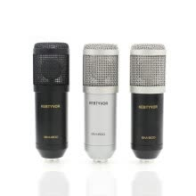 -Professional BM800 Condenser Microphone Pro Audio Studio Vocal Recording Mic + Shock Mount on JD