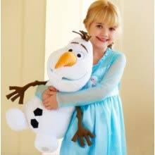 pet-toys-MyMei Snow Man Frozen Princess Olaf Snowman Soft Stuffed Doll Kids Xmas Gift on JD