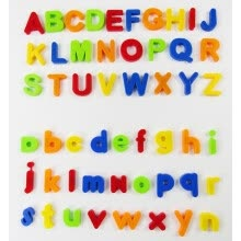 -80 PCS Magnetic Learning Letters Numbers,Educational Toddlers Toys for Preschool Learning,Spelling,Counting on JD