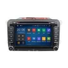 -free shipping Android 7.1 Q core 2din 7' Car DVD Player For VW Golf Tiguan polo passat sharan bora Skoda Seat GPS Radio DSP WiFi on JD